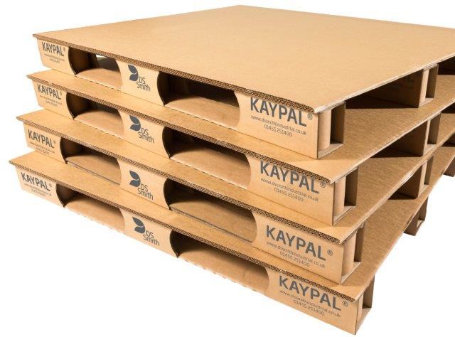 Other DS Smith Cardboard Pallet Packaging Solutions Include